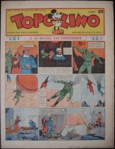 """La II puntata di """"S.K.1"""" su Topolino n. 152"""