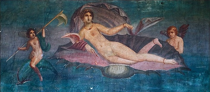 Unica amica, la dea Afrodite – Gabriele La Porta