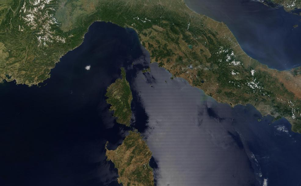 Corsica e Italia 2^ parte – Luca Cancelliere