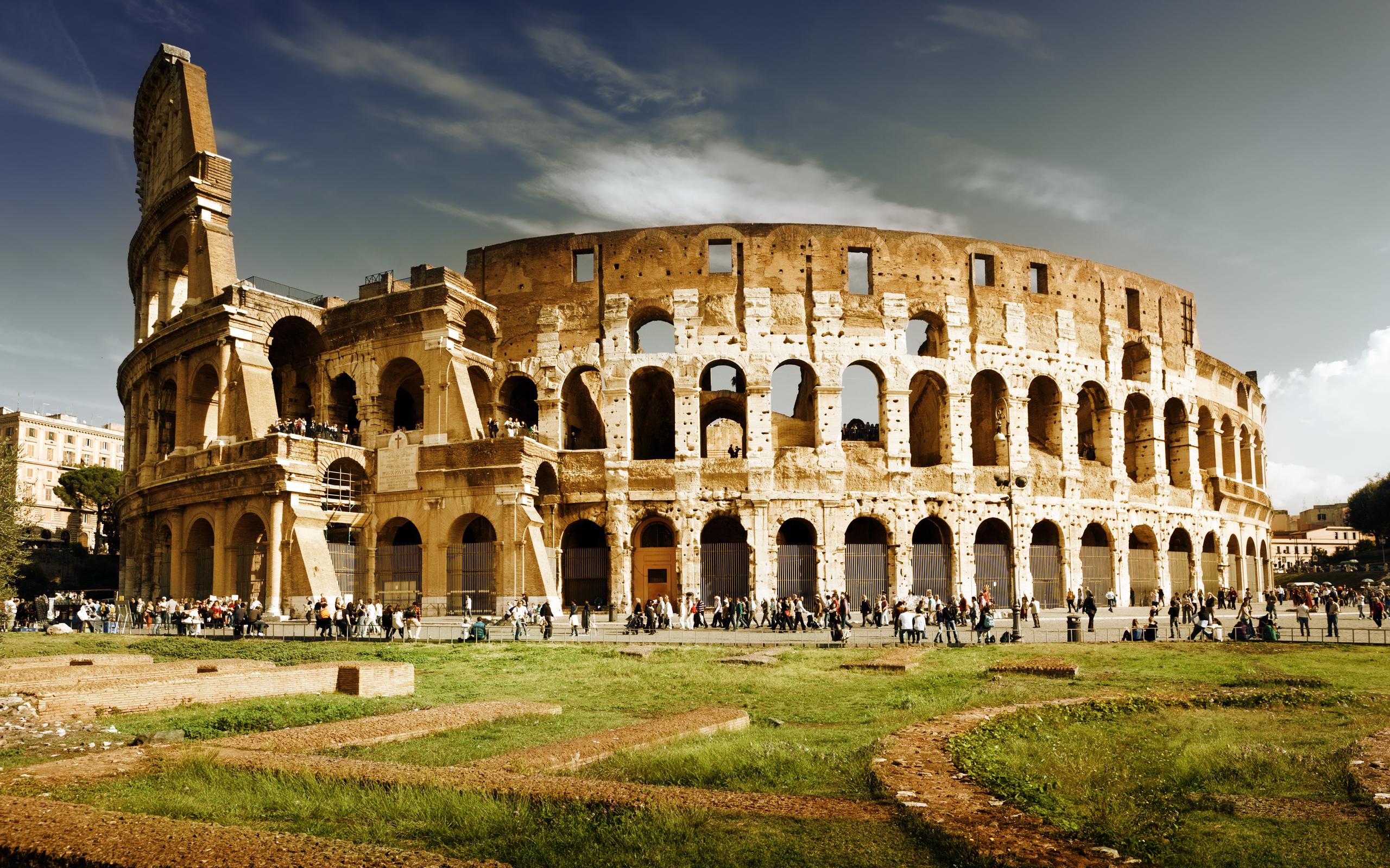 Le radici spirituali dell'Europa: ROMANITÀ  ED  ELLENICITÀ – Giandomenico Casalino