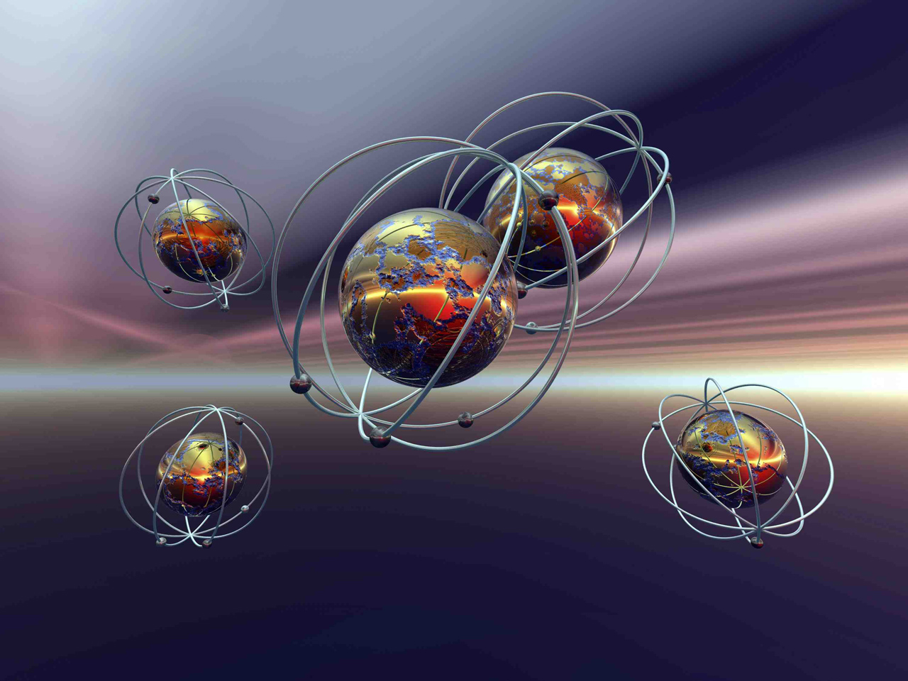 Platonismo e Fisica dei Quanti: una convergenza ermetica – Giandomenico Casalino