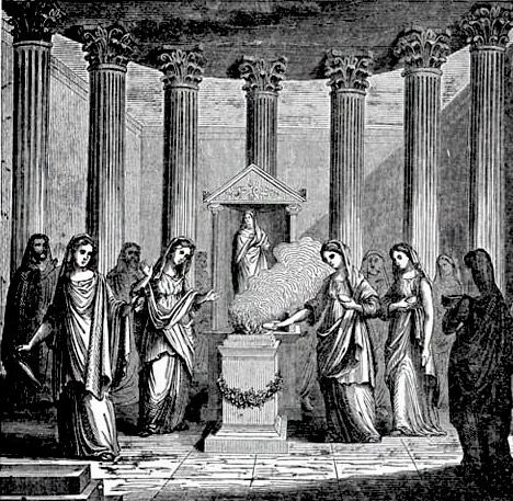 Nuovi studi sulla Romanità – Prima Parte – Il Fuoco Sacro e gli Dèi: la natura fondante dell'Urbe – a cura di Luca Valentini
