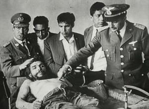 CHEGUEVARA MORTO