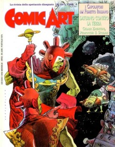 Rebo secondo Mastantuono (Comic Art n. 116)