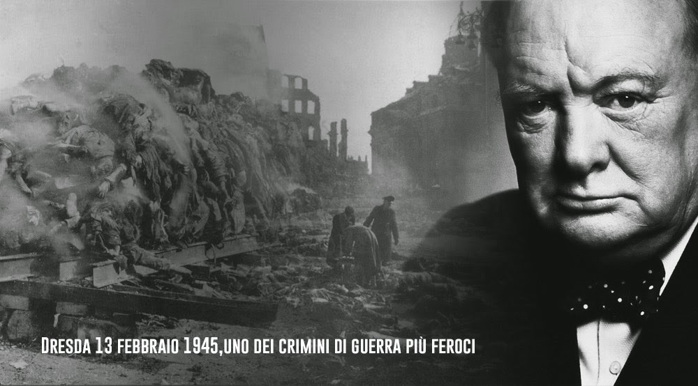 L'Olocausto di Dresda  e lo squilibrio della colpa – Riccardo Percivaldi