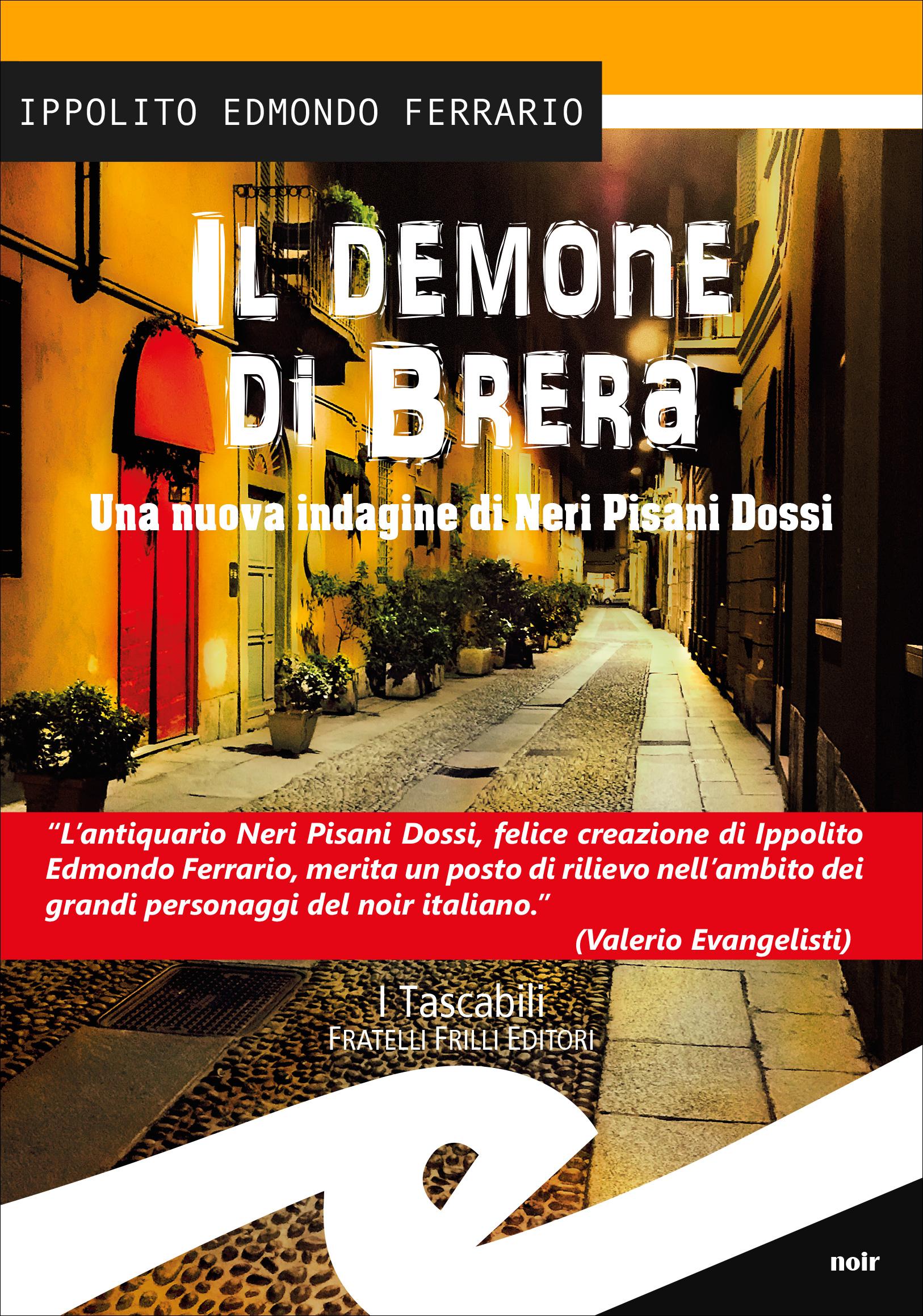 Il Demone di Brera.Pedofilia nella Milano perbene