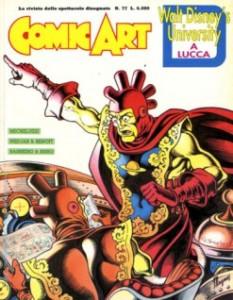 Rebo secondo Magnus (Comic Art n. 77)