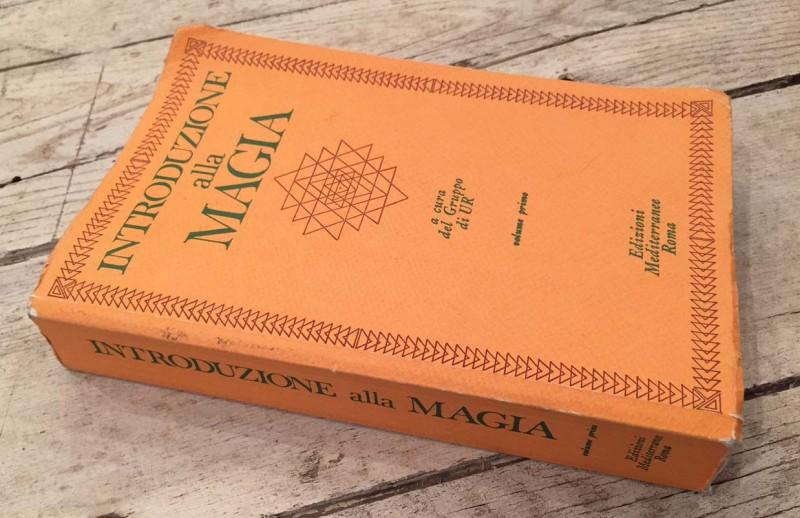 Una storia magica italiana: il Gruppo di Ur – Umberto Bianchi