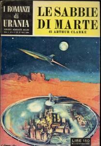 "Il n. 1 di ""Urania"", 1952. Disegno di Caesar"