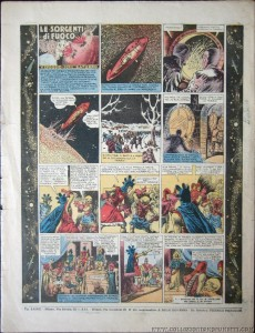 """""""Paperino"""" n. 149, ottobre 1940: ultima apparizione di """"Saturno"""" su questa testata"""