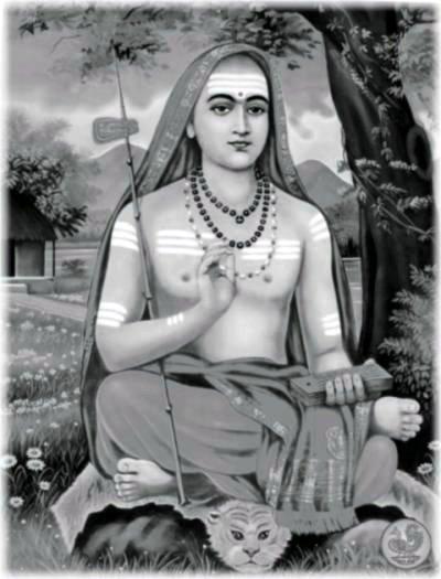 """Il Nondualismo di Adi Shankaracharya e le """"Sei strofe sulla salvezza"""" – Paolo D'Arpini(*)"""
