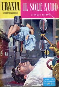 """""""Urania"""" n. 161, 1957. Disegno di Iacono"""