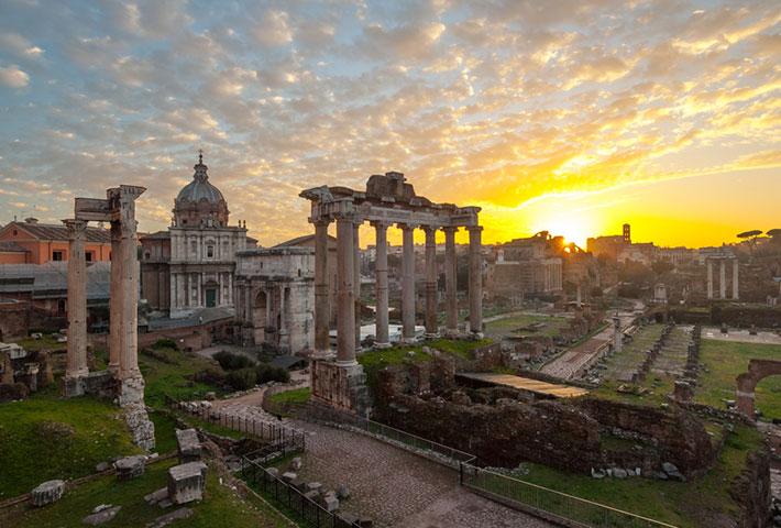 L'Equinozio di Primavera e gli Dèi di Roma – Paolo Galiano  ©