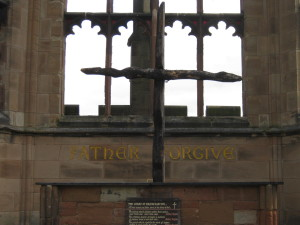 Croce di chiodi Coventry