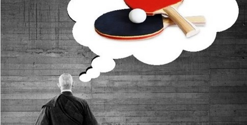La Metafisica del Ping Pong – Dalmazio Frau