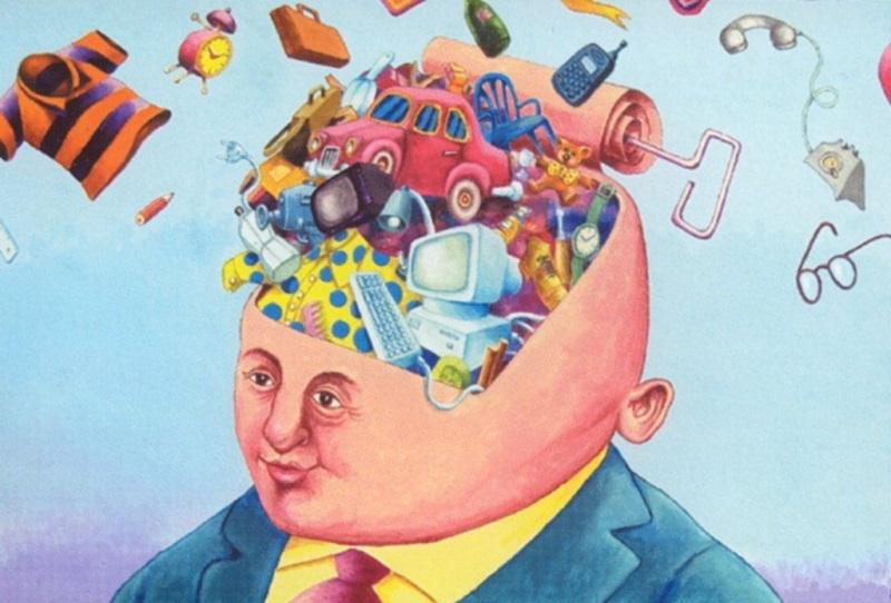 Sempre di più. Logan il cane, il dottor Freud ed il consumatore globale – Roberto Pecchioli