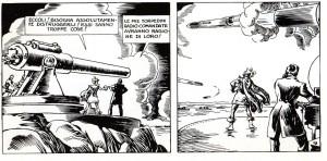 Le torpedini radiocomandate di Rebo...