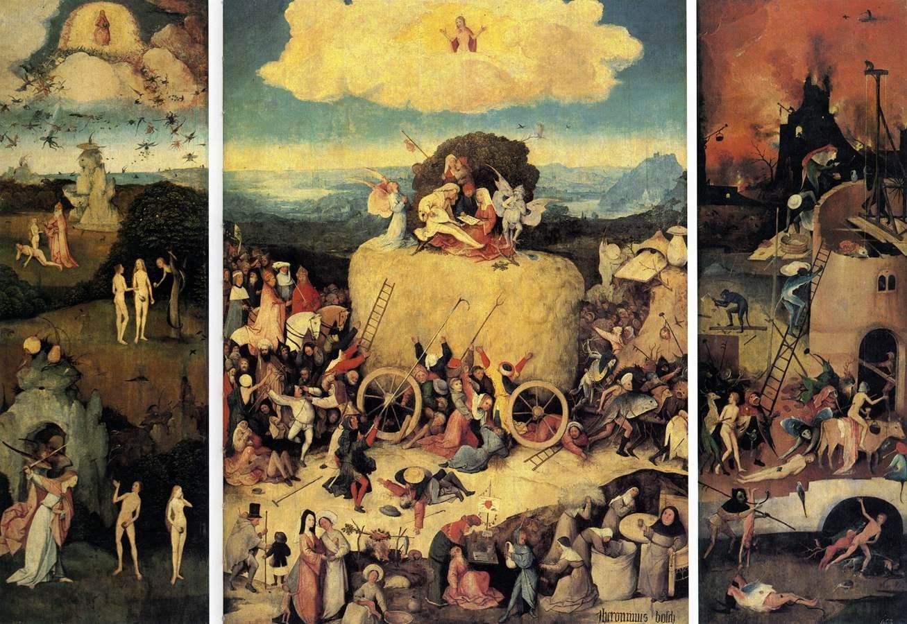 Cinquecento anni di Hieronymus Bosch – Dalmazio Frau
