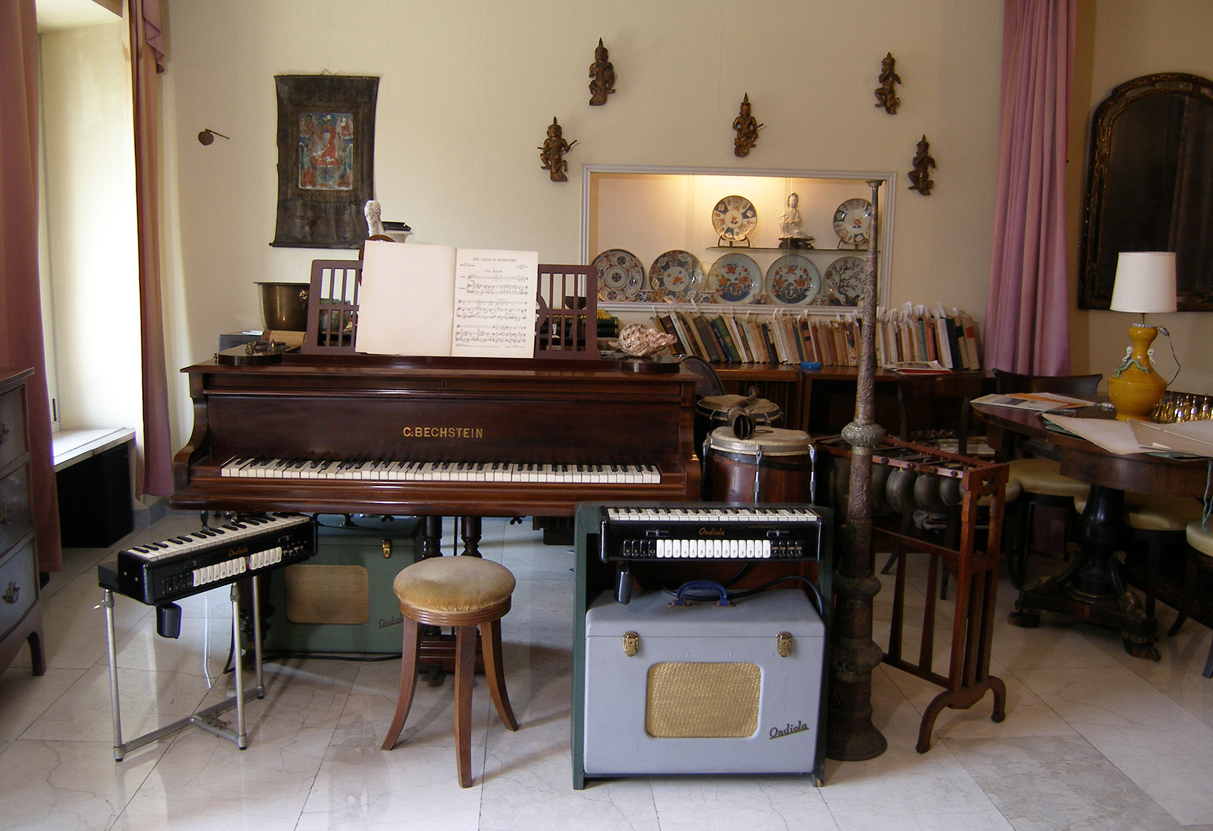 Il Museo Casa Scelsi di Roma: la musica come punto d'incontro tra Oriente e Occidente – Riccardo Rosati