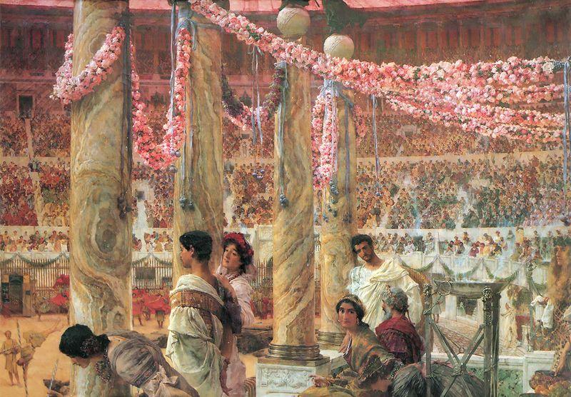 La Roma di Caracalla ed  Eliogabalo, l'Italia di Boldrini & Platinette – Roberto Pecchioli