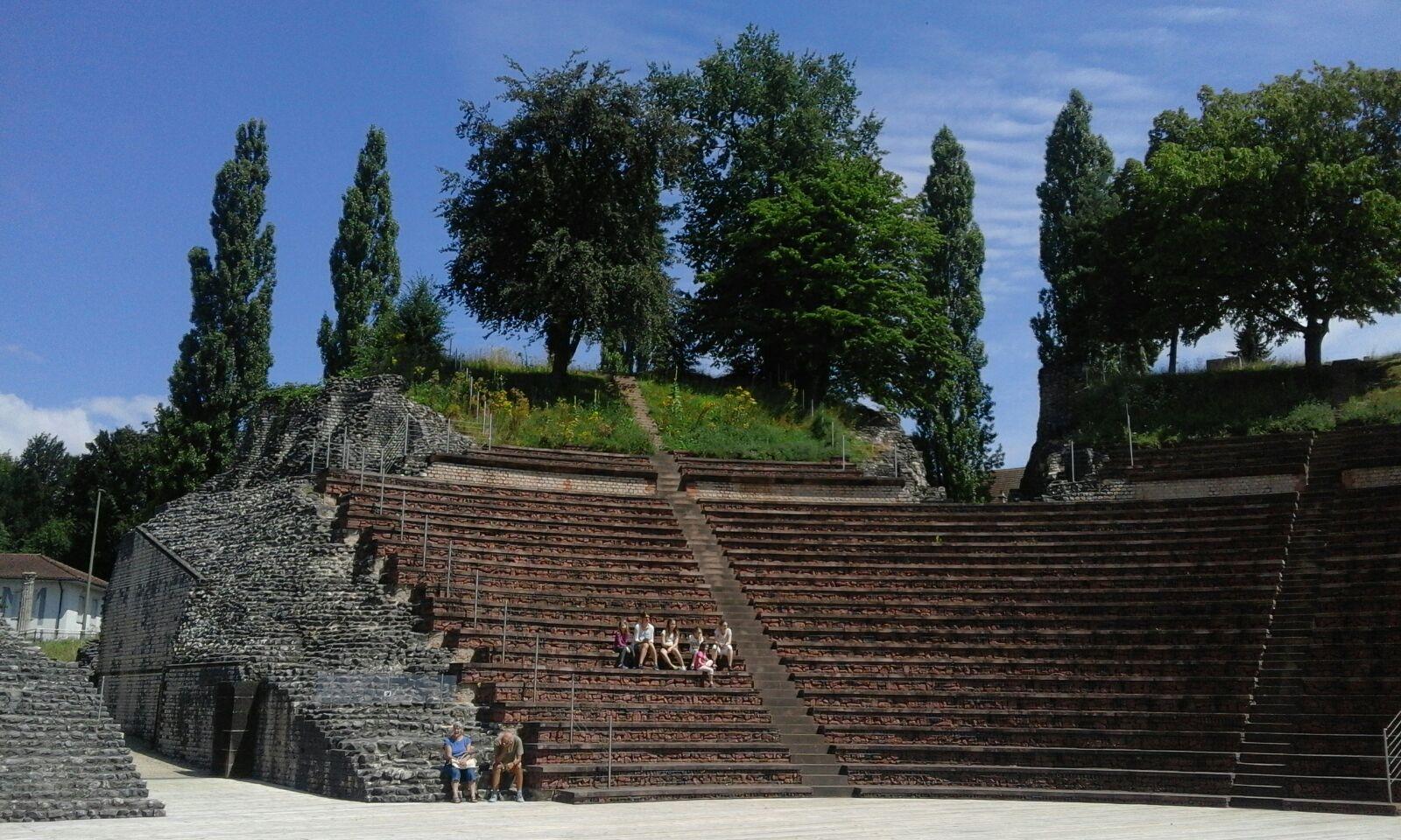 Strade d'Europa – Augusta Raurica: Romae et Augusto