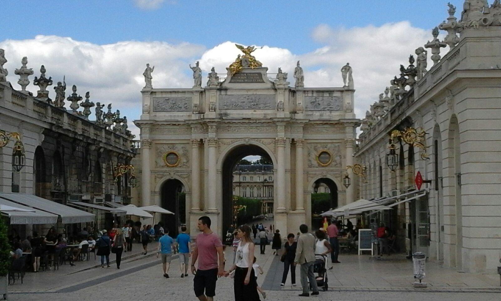 Strade d'Europa – Nancy e la bellezza regale della Lorena