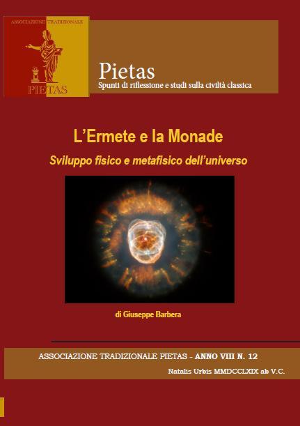 L'Ermete e la Monade – ATP anno VIII n° 12