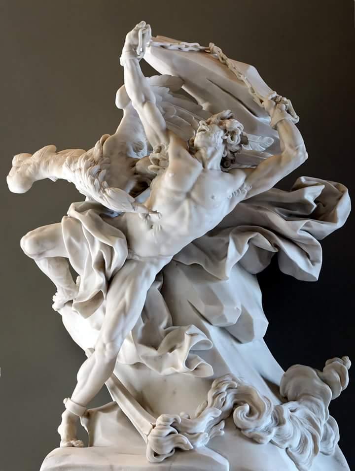 ARTE & ERMETISMO: IL MITO DI PROMETEO a cura di Stefano Mayorca ©