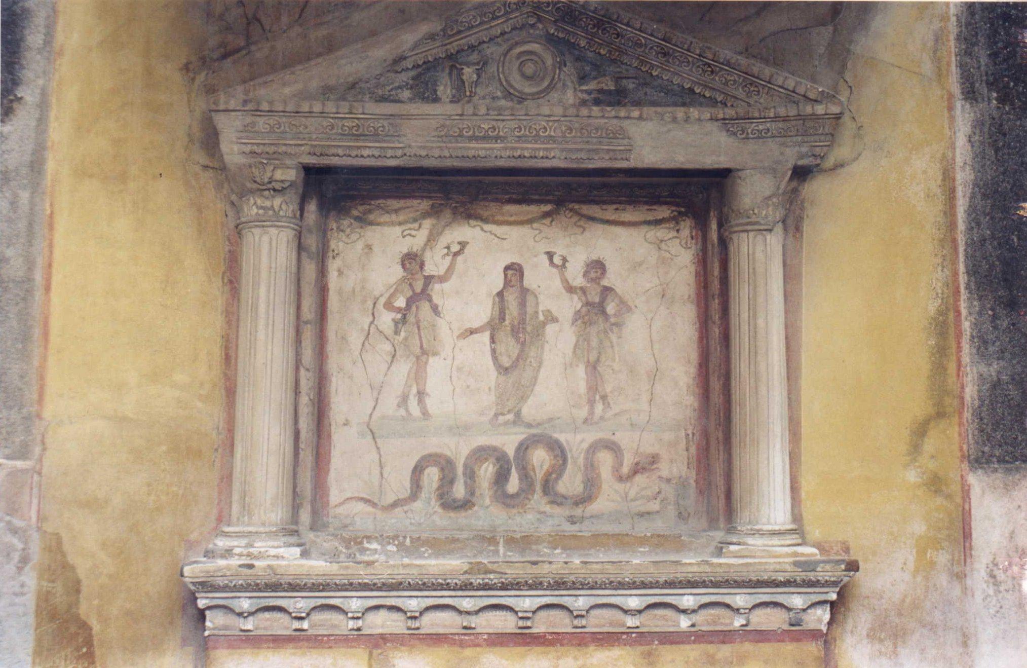 Sulle orme del Genius:  il Mistero della Fondazione e della Roma Arcana – Stefano Mayorca