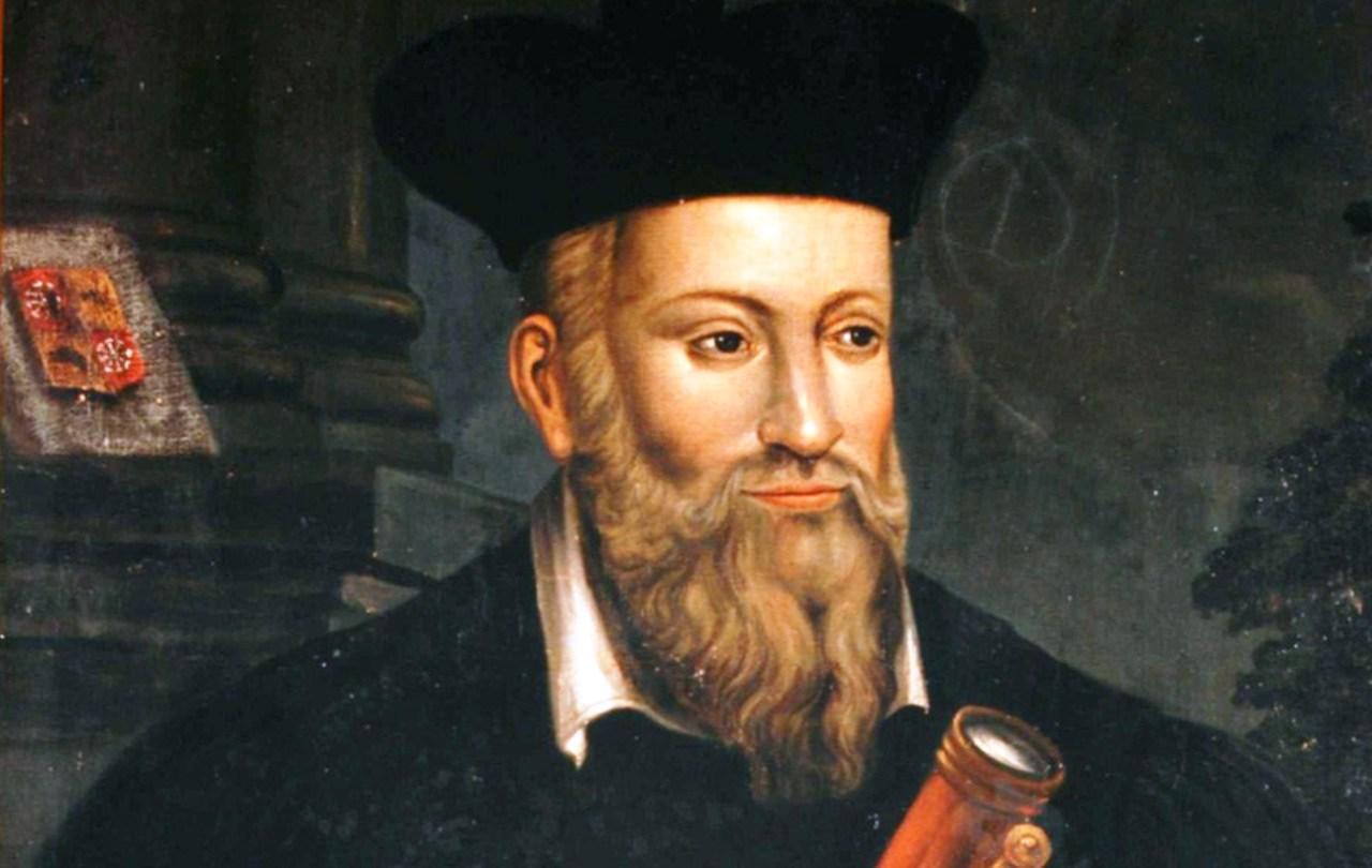 Le quartine di Nostradamus: poema del destino storico dell'Occidente – Alfonso Piscitelli