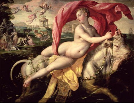 Europa, un mito che sorge che rovina che si fa eterno… – Mario Michele Merlino