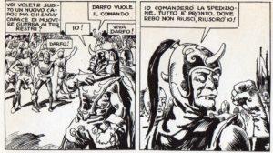 Lo spavaldo Darfo