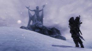 ...rimanda all'inverno globale delle profezie norrene (qui in una moderna interpretazione)