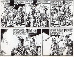 L'arrivo di Tundro, figlio segreto di Rebo!