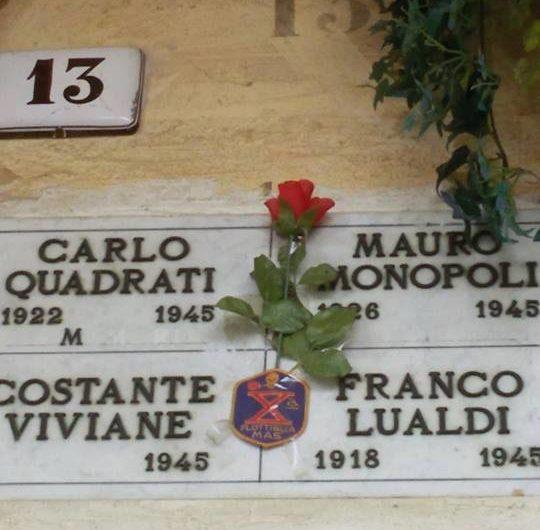 Tutti a casa… Settant'anni dopo – Franca Poli