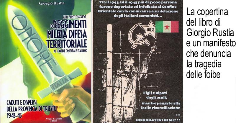 Giorgio Rustia: Atti, meriti e sacrifici dei reggimenti Milizia Difesa Territoriale al confine orientale italiano – Recensione di Fabio Calabrese