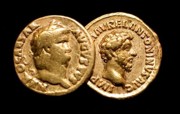 La Lupa e il Sole: monete romane ritrovate in Giappone – Riccardo Rosati