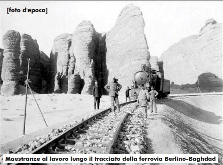 """Turchia, 1913: la ferrovia Berlino-Baghdad e la """"concessione"""" italiana di Antalya – Michele Rallo"""
