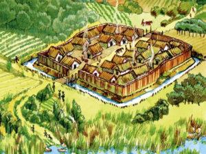 La ricostruzione di un insediamento terramaricolo