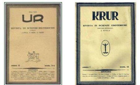 Il Gruppo di Ur tra Evola e Reghini – Umberto Bianchi