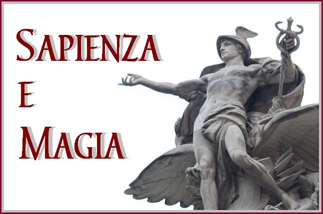 SAPIENZA E MAGIA – CON ANGELO TONELLI E LUCA VALENTINI