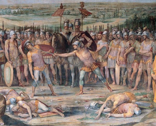 Religiosità e presenza politica degli Orazi  fra il VI e il IV secolo A.C. – STEFANO ARCELLA