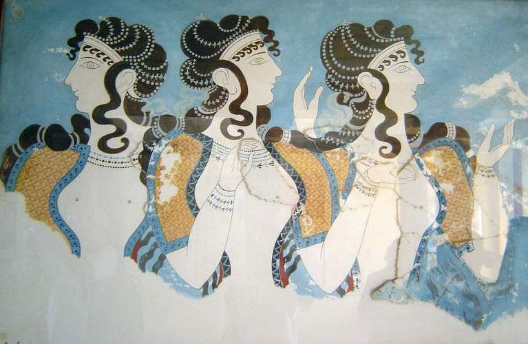 Le donne nella Magna Grecia – Luigi Morrone