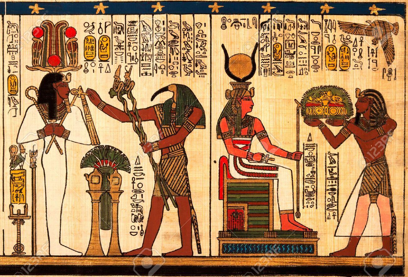 La Fisiologia occulta nell'Antica Medicina Egizia – Viviana Donato