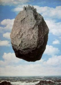 'Château des Pyrénées - René Magritte