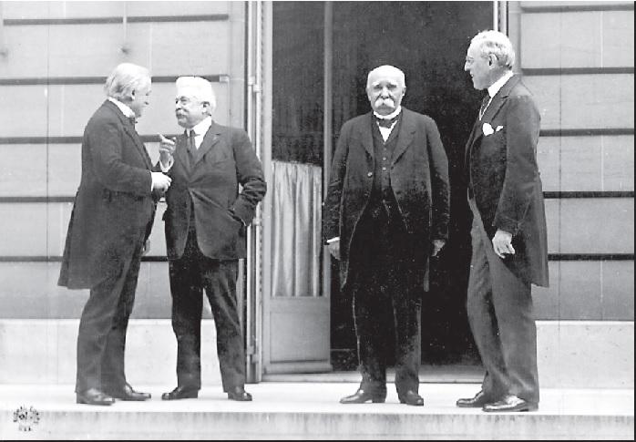 """Gennaio 1919: la conferenza della """"Pax Americana"""" in Europa – Michele Rallo"""