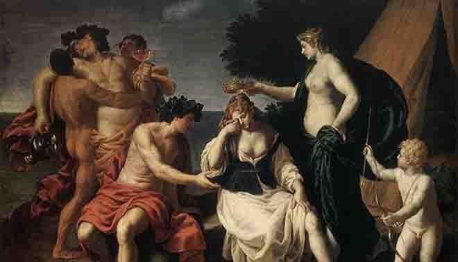 Inno a Dioniso: Ode dell'Incantamento – Stefano Mayorca