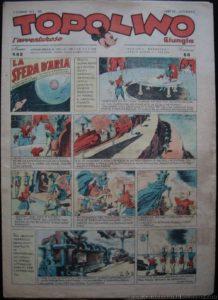 Topolino n. 562 (7 dicembre 1943, terza puntata della Sfera d'aria)