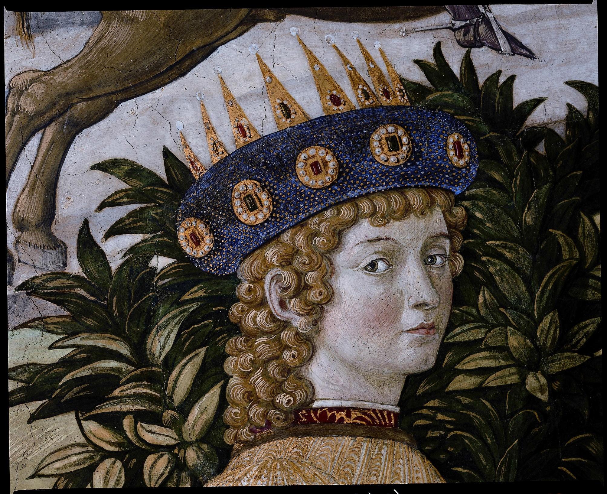 Saggio di osservazioni sugli affreschi della Cappella di Palazzo Medici Riccardi in Firenze(*) – Luca Maccaferri