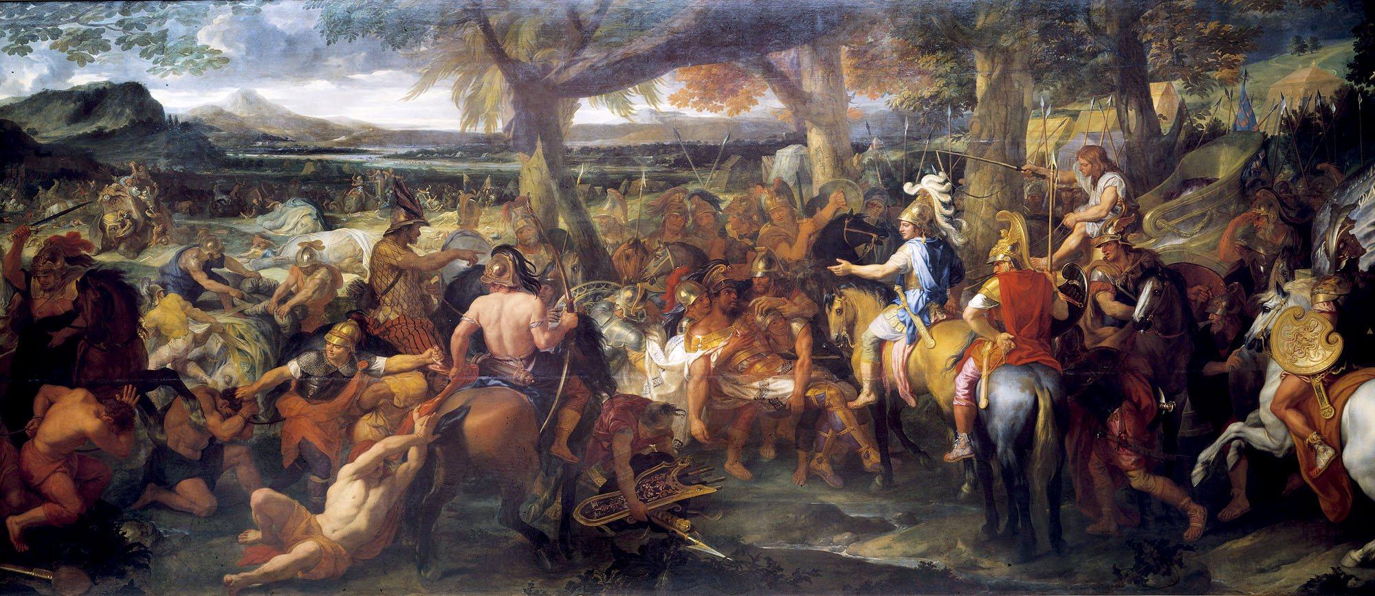 Suggestioni sparse sull'impresa indiana di Alessandro Magno: scoperta del nuovo o ritorno all'origine? – Giovanni Pucci